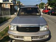 Toyota 1999 Toyota Land Cruiser Base Sport Utility 4-Door
