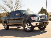 2009 Ford F-150Lariat Crew Cab Pickup 4-Door